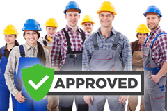 find local approved Falkirk trades